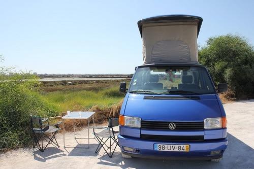 """Campervan VW T4 """"Sky"""""""